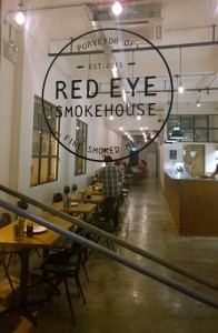 Red Eye Smokehouse Front