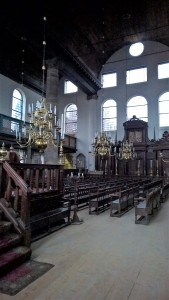Portuguese Synagogue in Amsterdam