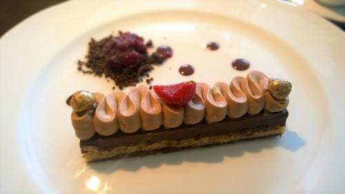 Aura Restaurant Chocolate