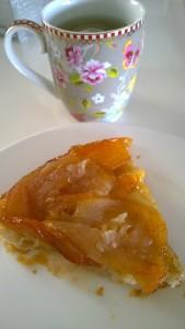Slice of Tarte Tatin
