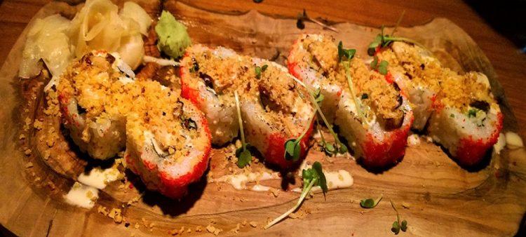 Sushi Samba Lobster Maki