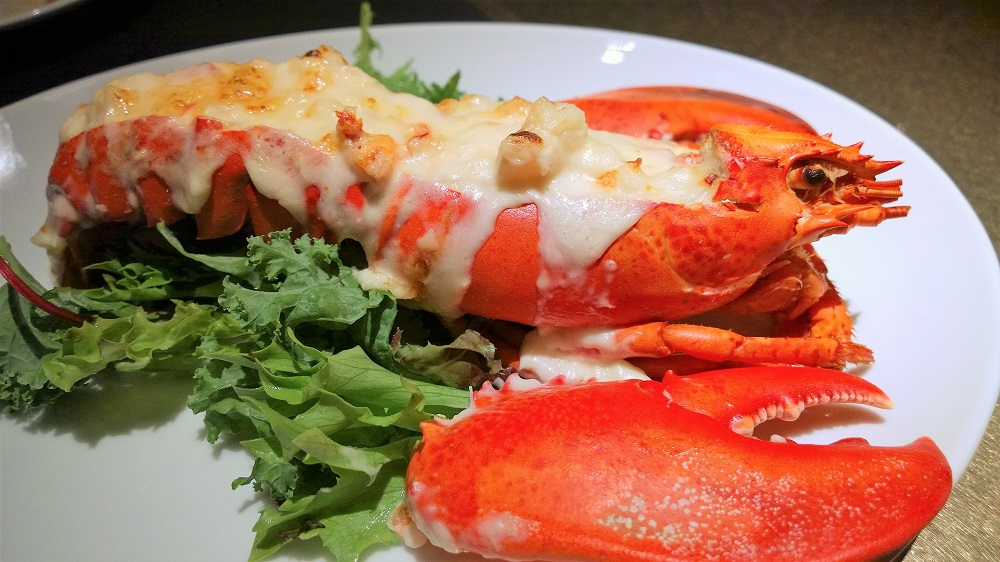 Restaurant 999.99 Lobster
