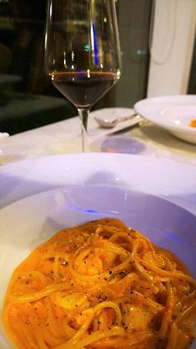 La Cantina Crabmeat Pasta