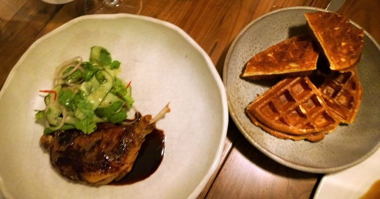Cheek By Jowl Duck Waffles Featured