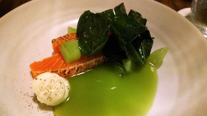 Cheek By Jowl Trout