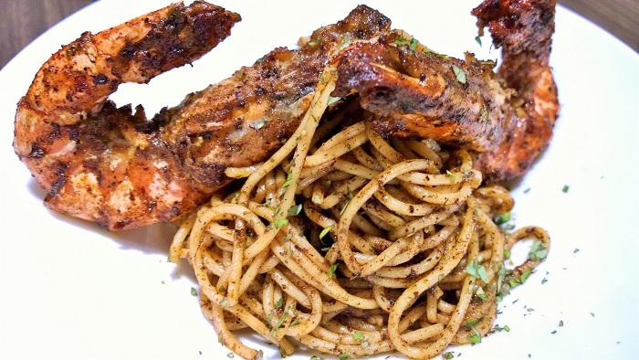 Flava Laksa Spaghetti