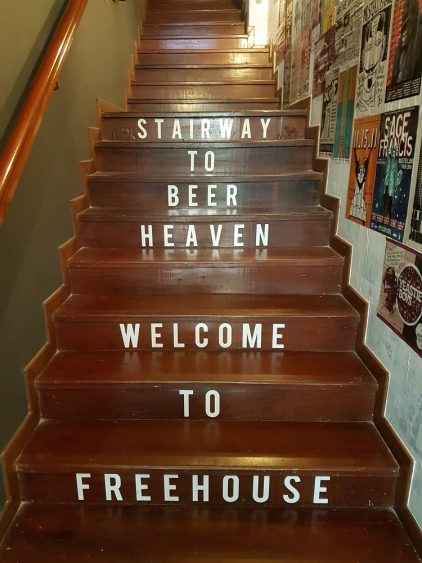 Freehouse Stairway