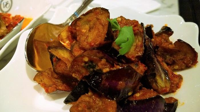 National Kitchen Eggplant Sambal