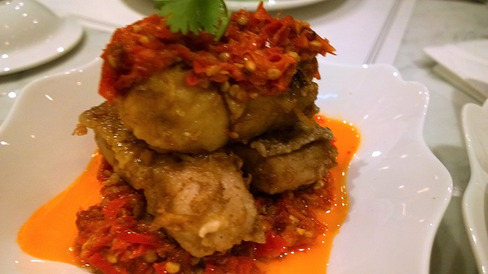 National Kitchen Sambal Fish