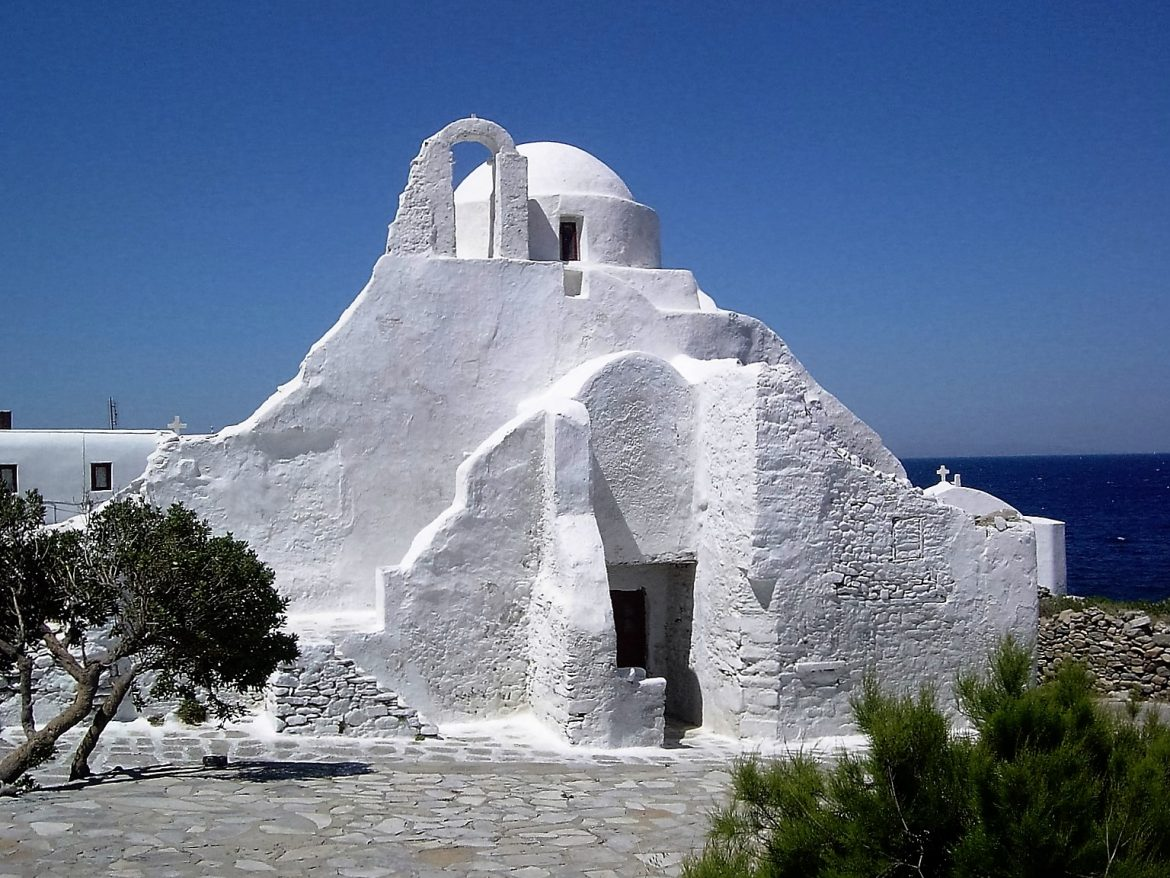 Paraportiani Church Mykonos