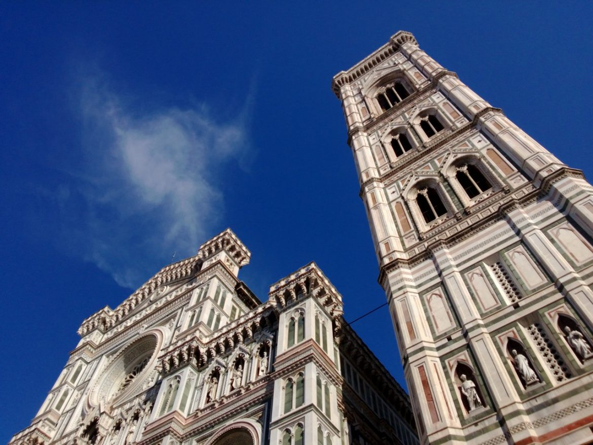 Florence Giotto Bell Tower