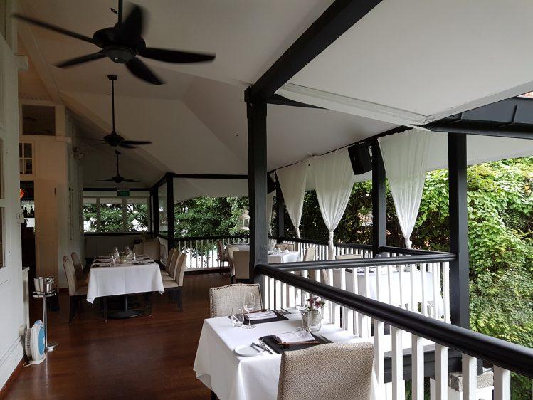 Lewin Terrace Verandah