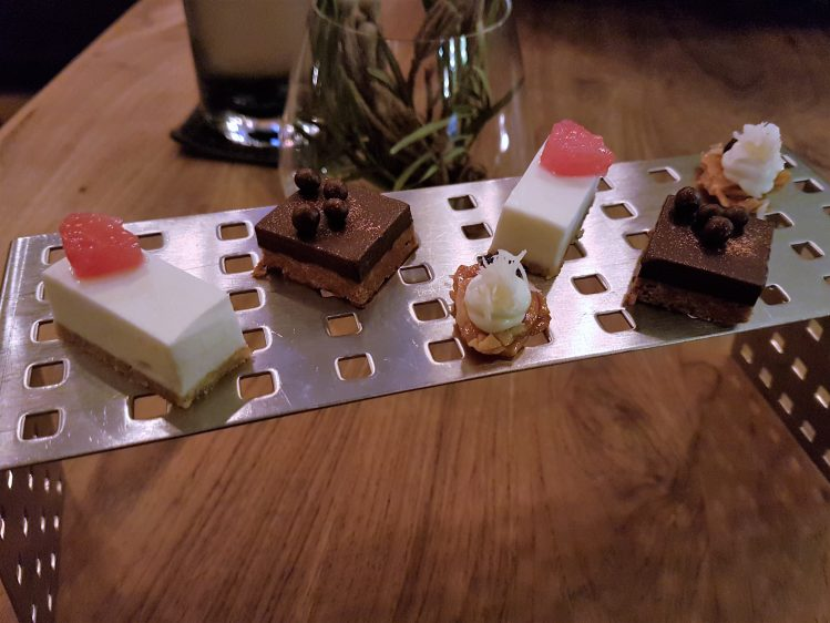 Tippling Club Petit Fours