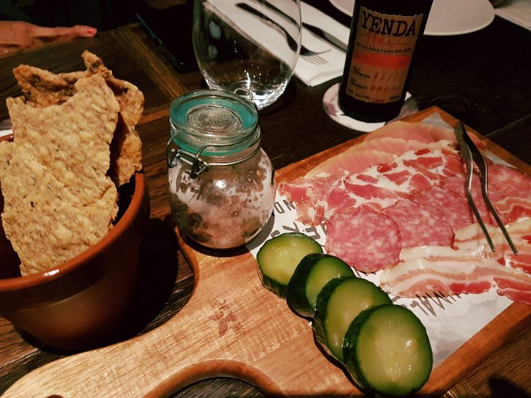 Salted & Hung Charcuterie