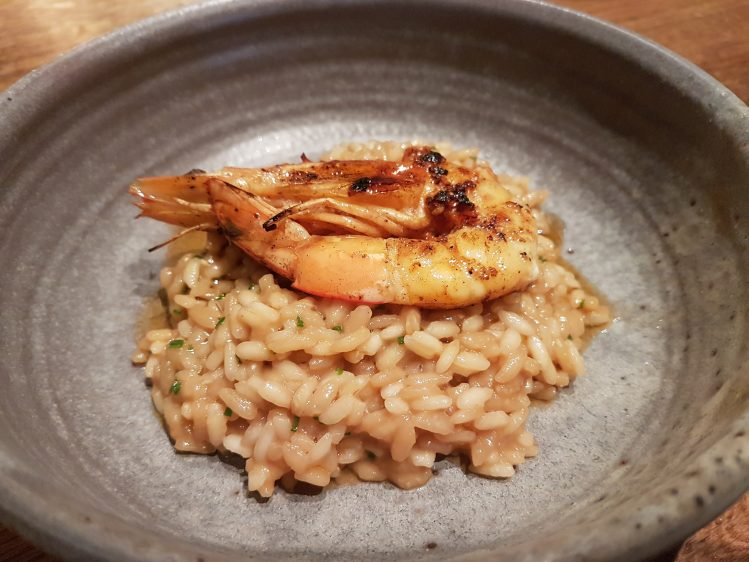 Salted Hung Risotto