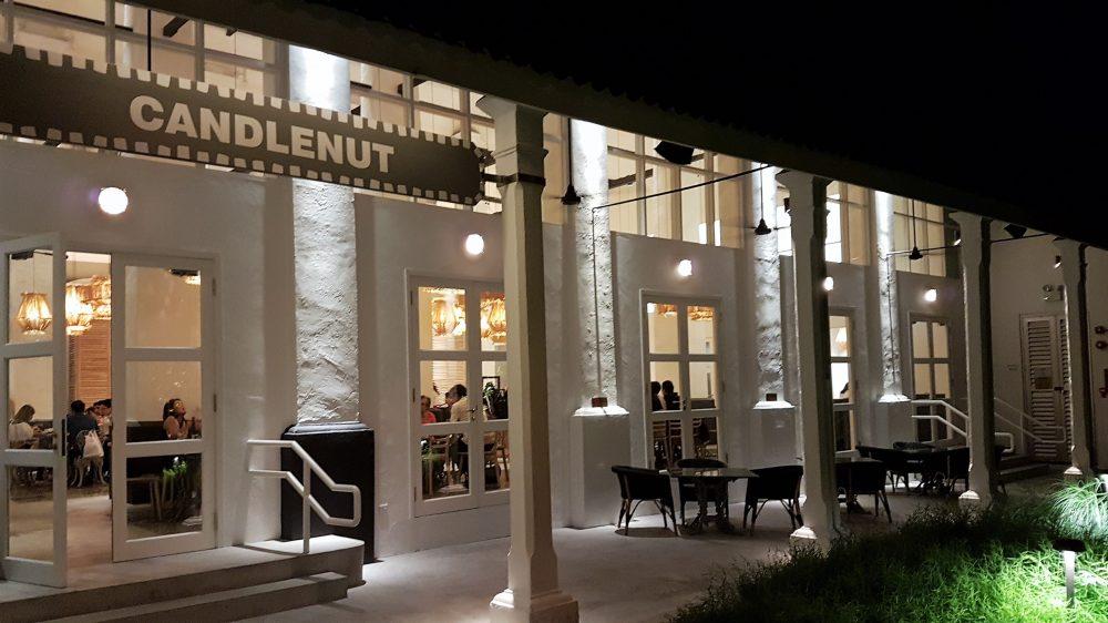 Candlenut Dempsey Exterior