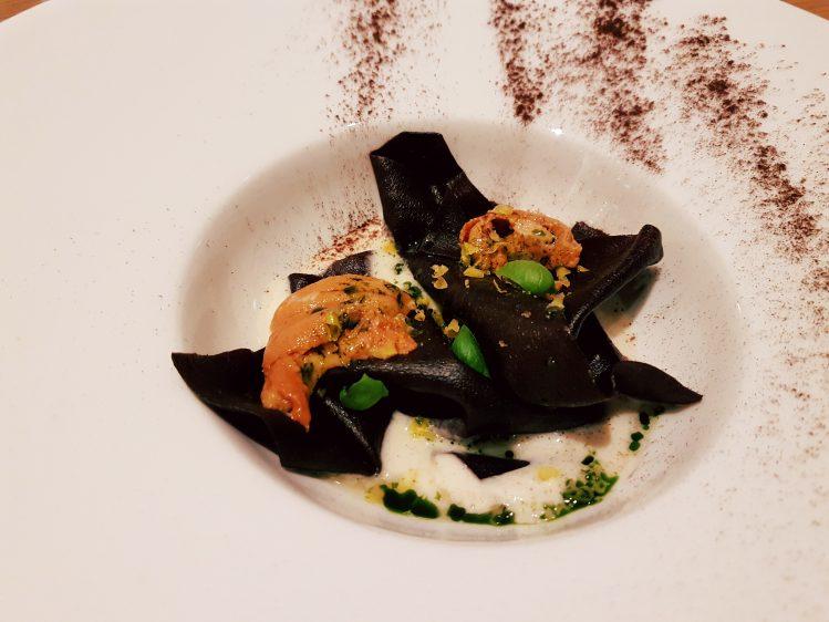 The Kitchen Bacchanalia Uni Pasta