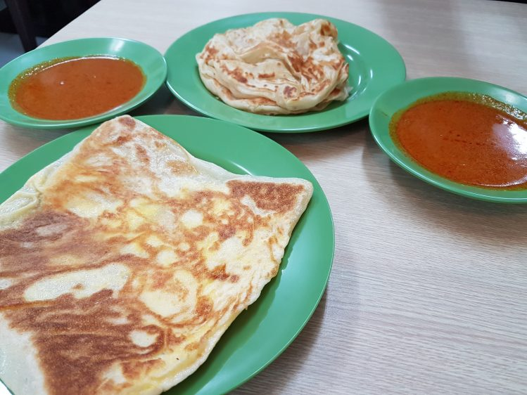 Shri Restaurant Prata Featured