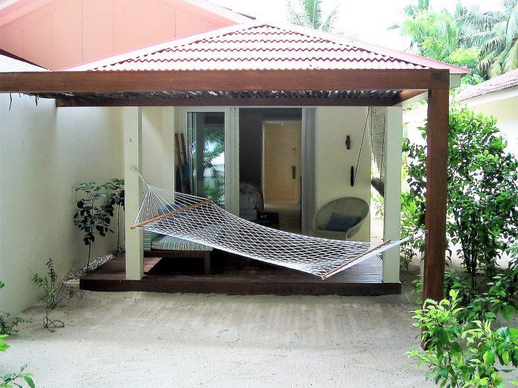 Kandooma Maldives Garden Villa Hammock