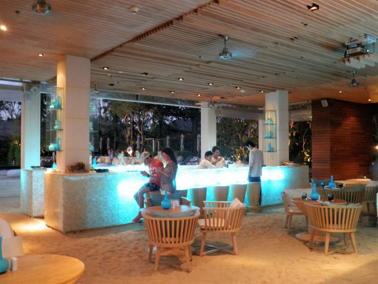 Phuket Renaissance Beach Bar