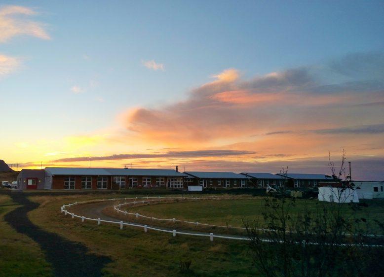 Iceland Hotel Eldhestar Ranch