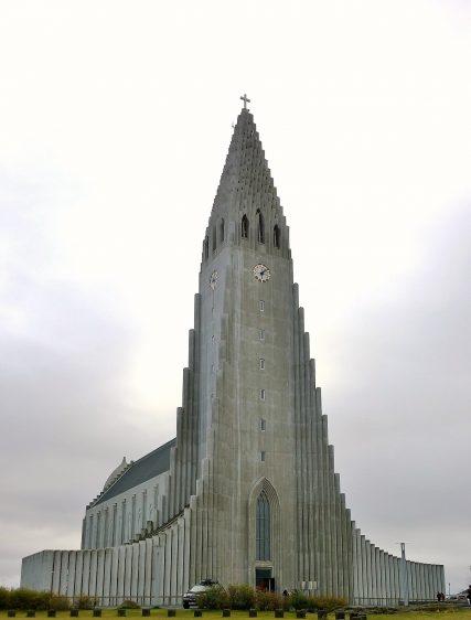 Iceland Reykjavik Church