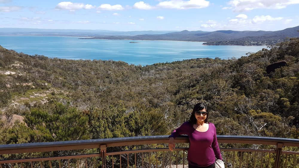 Tasmania Wineglass Bay 1