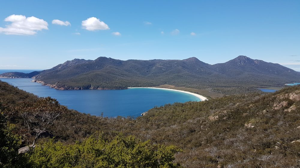 Tasmania Wineglass Bay 2