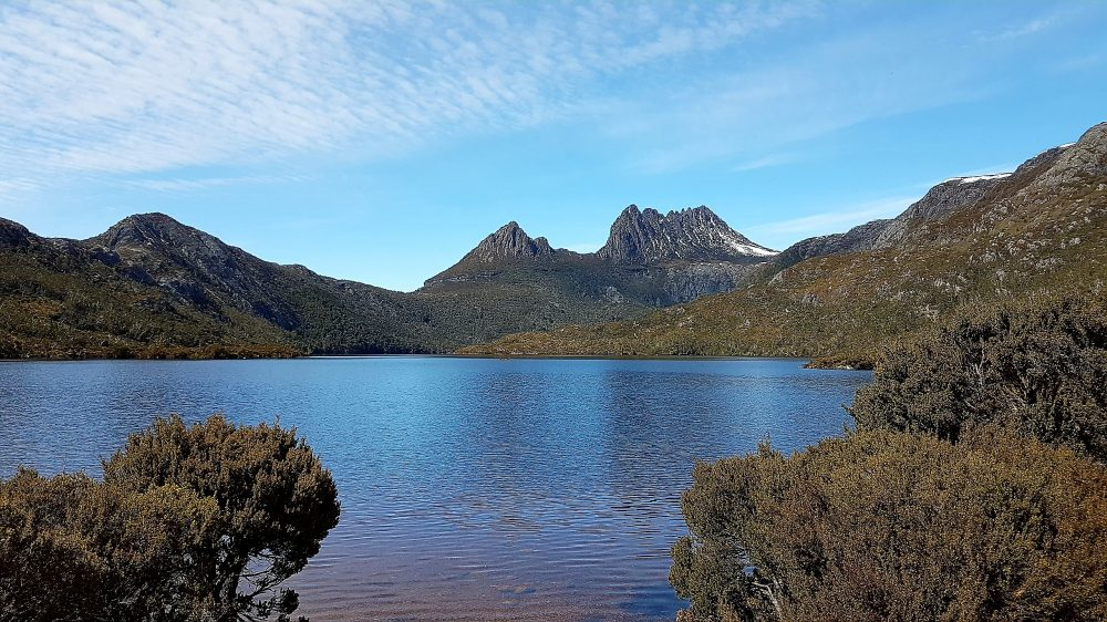 Tasmania Cradle Mountain View 2