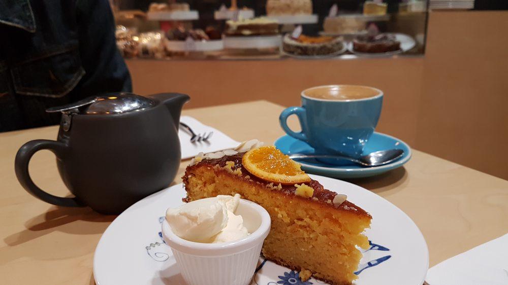 Hobart Augustus Cafe Cake