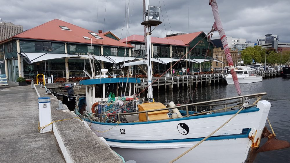 Hobart Fishing Boat