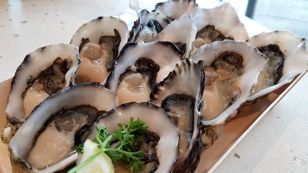Hobart Mures Oysters