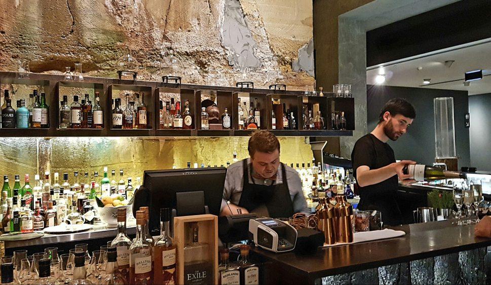 Tasmania MONA Bar
