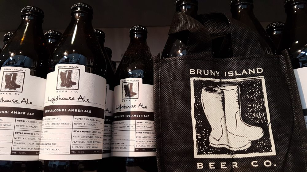 Tasmania Bruny Island Beer