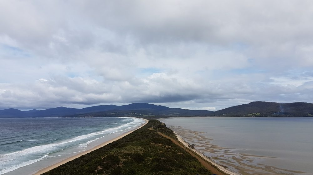 Tasmania The Neck Bruny Island