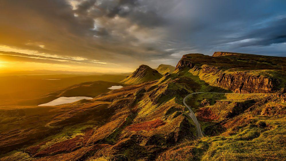 Scotland view 1
