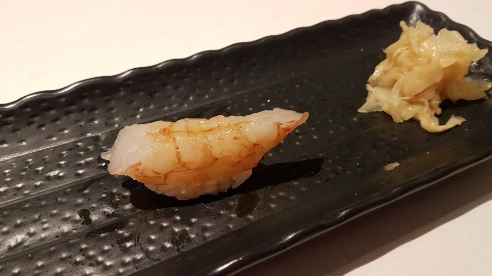 Ryo Sushi prawn