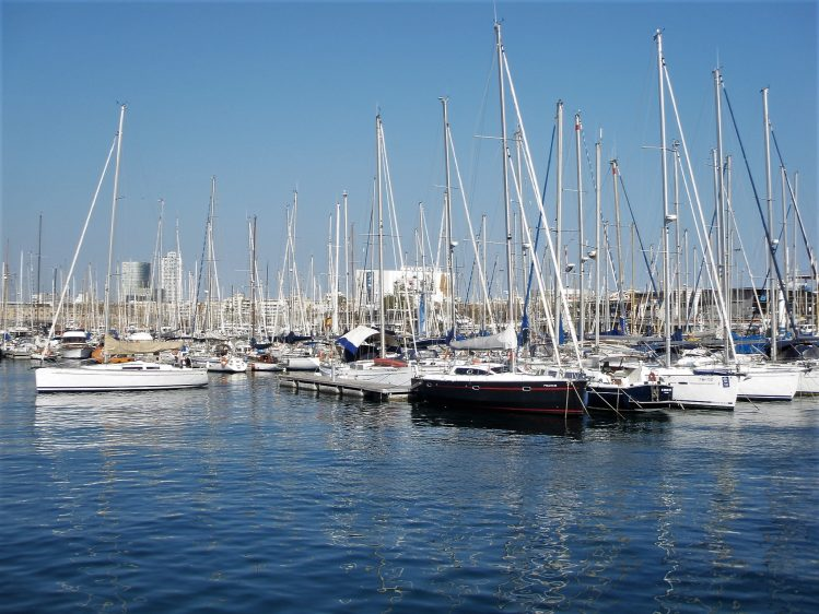 Barcelona Port Olympic