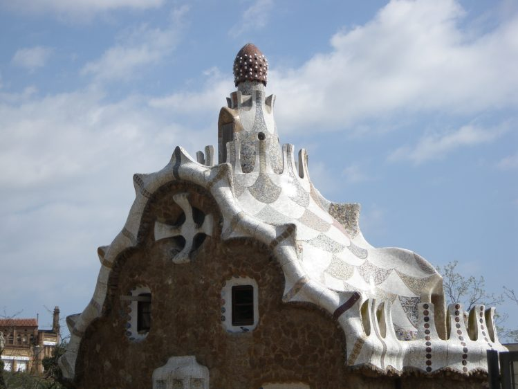 Barcelona Parc Guell 2