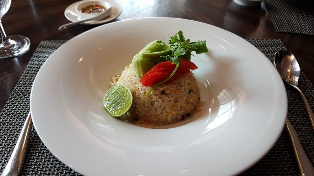 Bangkok Osha Fried Rice