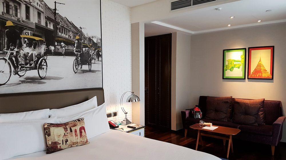 Bangkok Hotel Indigo room