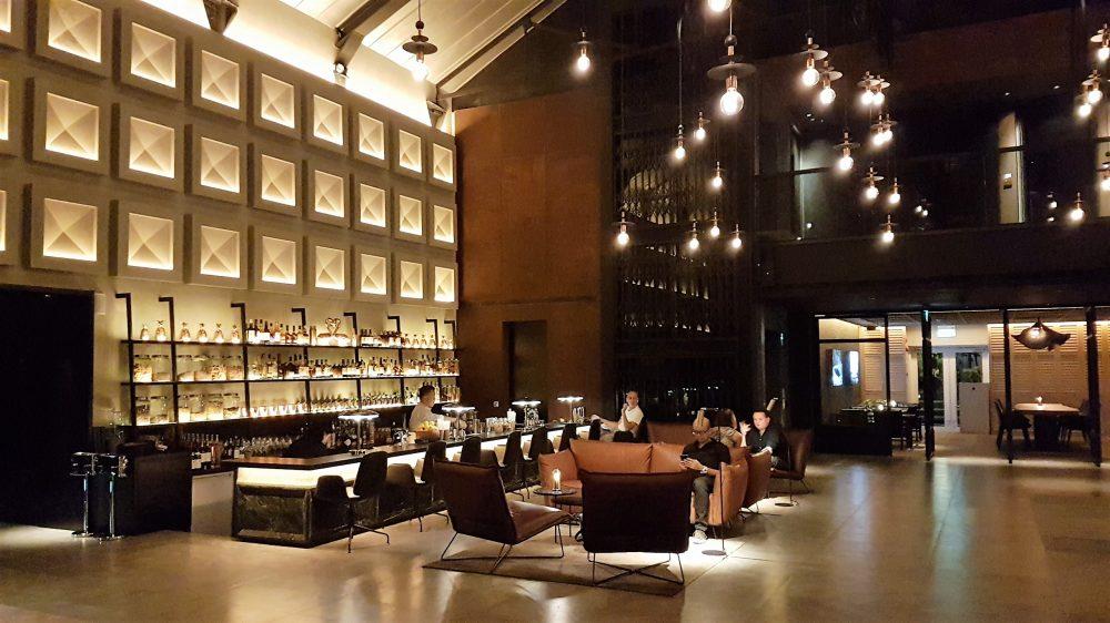 Po Reception Area