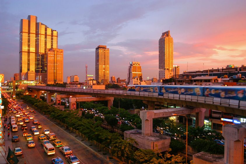 Bangkok Skytrain featured image