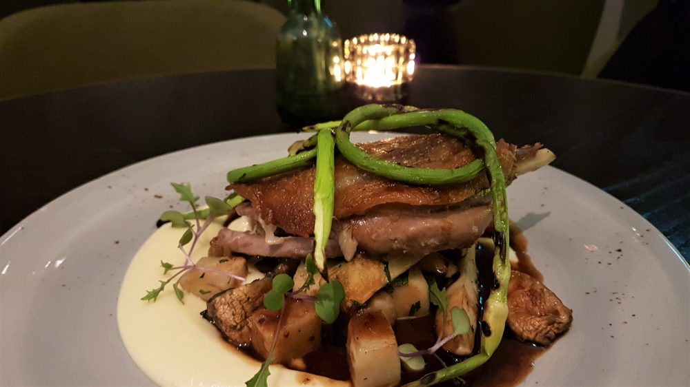 The Disgruntled Brasserie Duck Confit 2