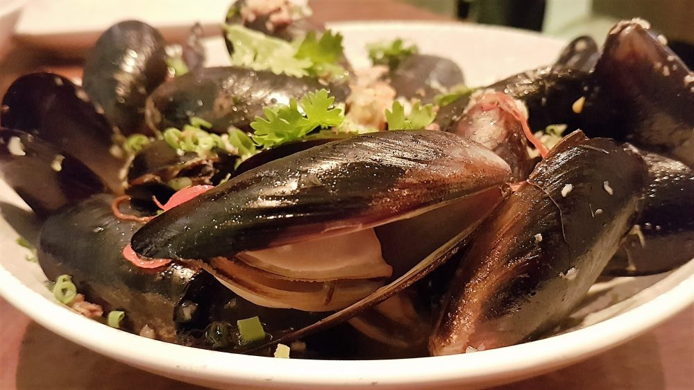 Wine & Chef Mussels