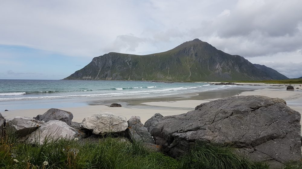 The Lofoten Islands Norway - Ramberg Beach 2
