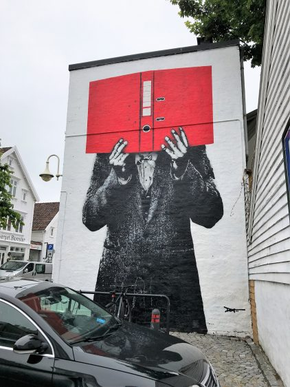 Norway Street Art 3