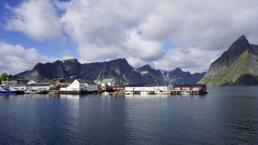 The Lofoten Islands Norway - view 3