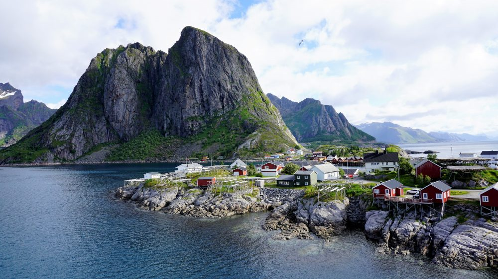The Lofoten Islands Norway - view 2