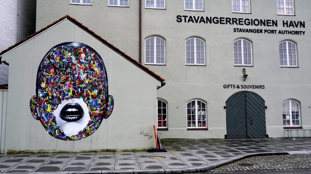 Norway Street Art 19